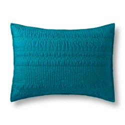 Solid Quilted Pillow Sham - Xhilaration™
