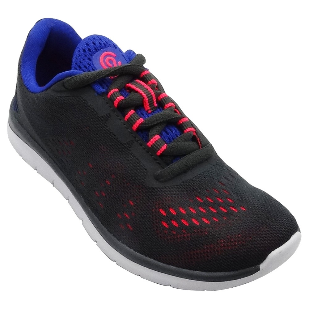 Drive 3 Performance Athletic Shoes - C9 Champion Black 1, Boys, Gray