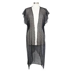 Sylvia Alexander® Kimono with Sleeves