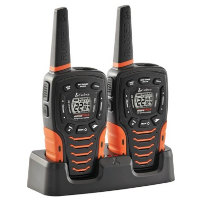 Cobra ACXT645 35 Mile Walkie Talkies - Black (ACXT645)