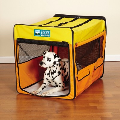 guardian gear collapsible crate large - Collapsible Dog Crate