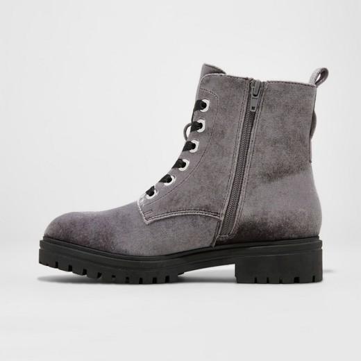 s rihanna velvet combat boots mossimo supply co