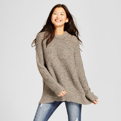Women's Pullover Sweater - Mossimo Supply Co.™ Gray XS