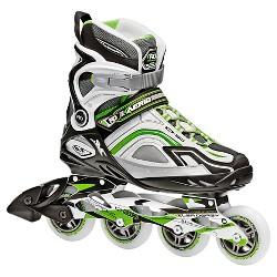 Roller Derby® Women's Aerio Q-90 Inline Skates - White/Green