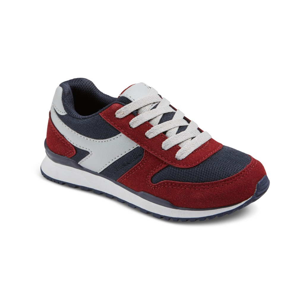 Boys Nolan Jogger Sneakers - Cat & Jack Rusted Red 4