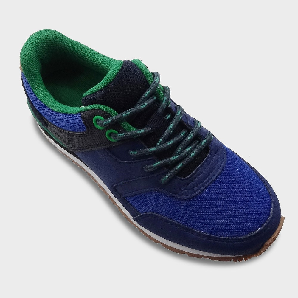 Boys Gower Jogger Sneakers - Cat & Jack Blue 4