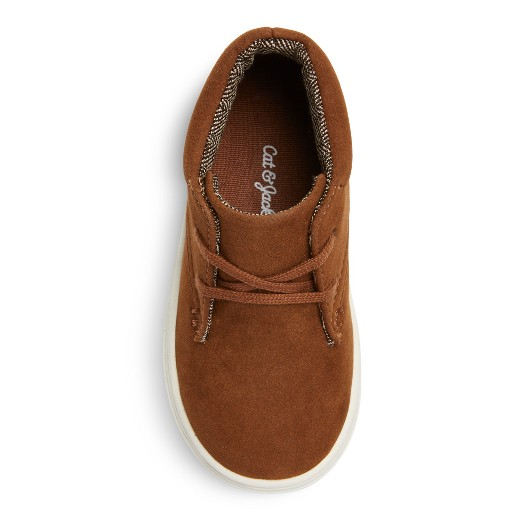 toddler boys heaton casual chukka boots cat target