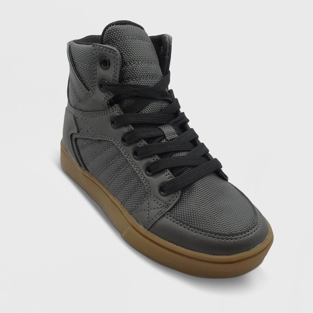 Boys Nash High Top Sneakers - Art Class Deep Olive 2, Green