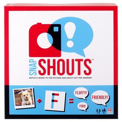 SnapShouts Game