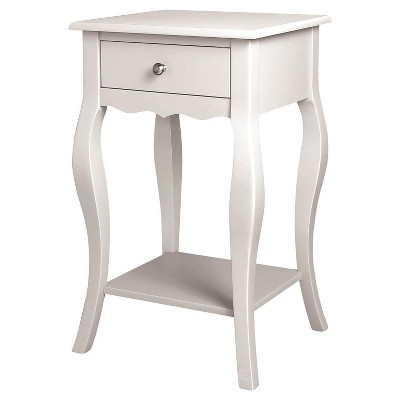 Kennedy Accent Table - White - Ameriwood Home