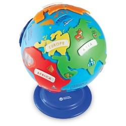 Puzzle Globe 14pcs