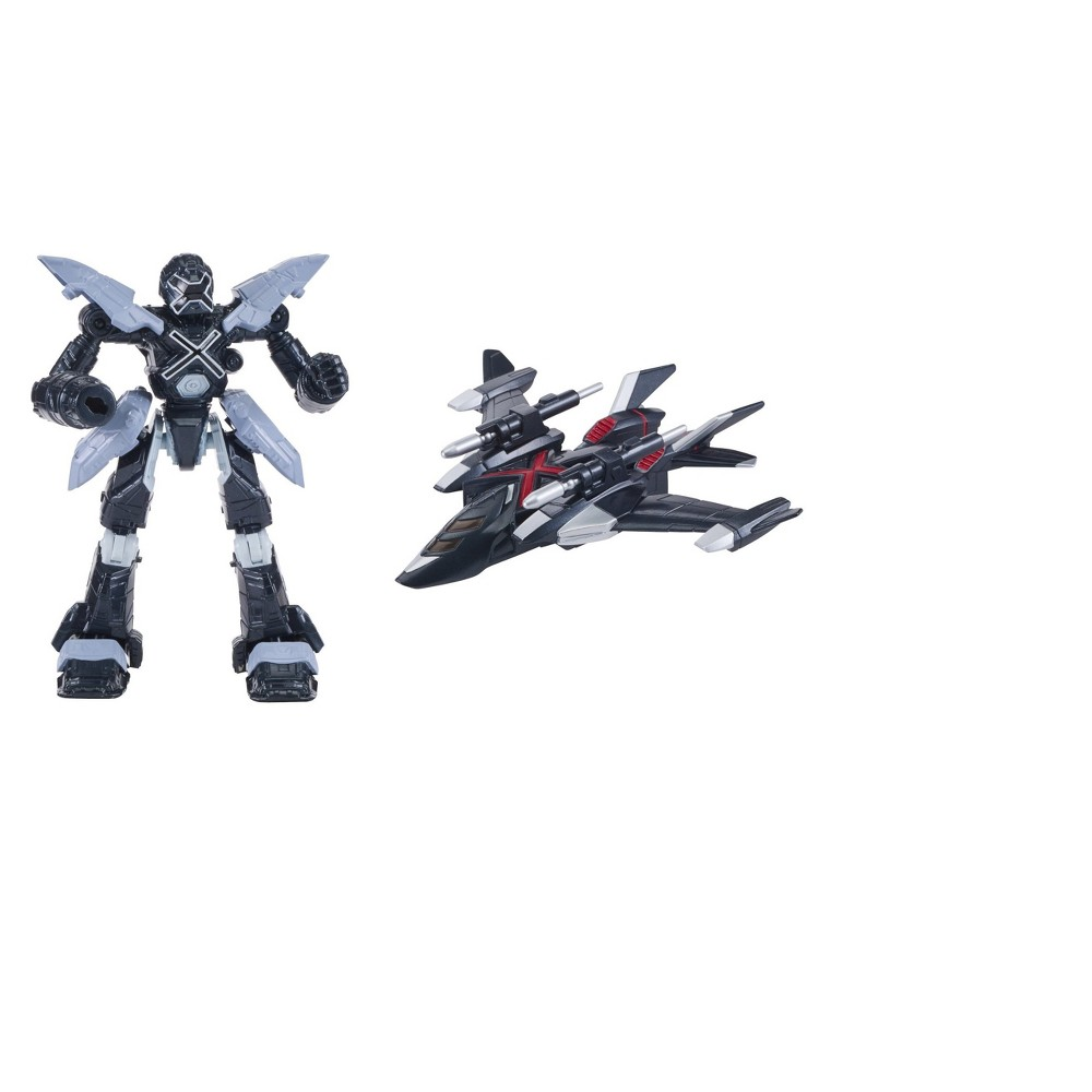 Mech-X4 Robot and Jet Dual Pack Action Figure 5