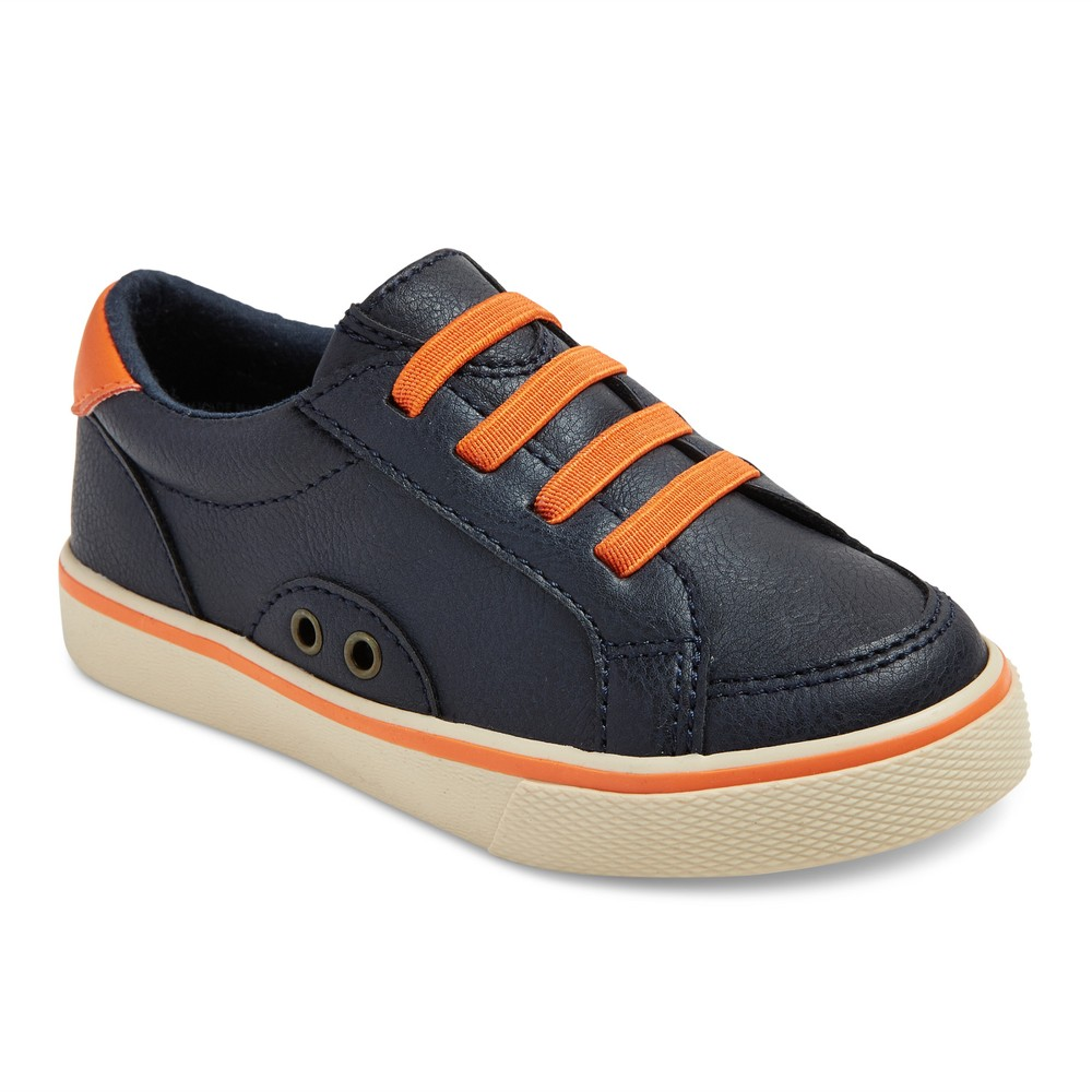 Toddler Boys George Casual Sneakers 5 - Cat & Jack - Navy, Blue