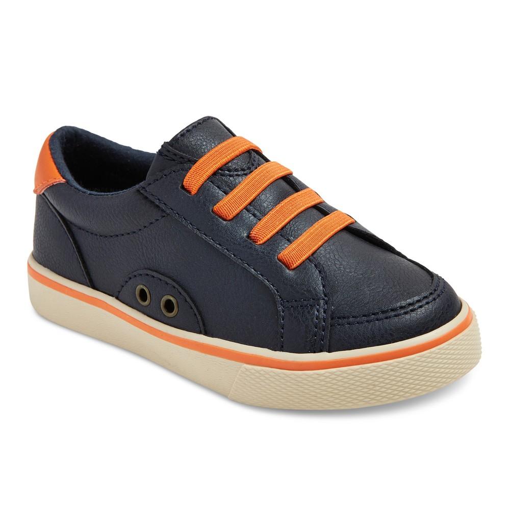 Toddler Boys George Casual Sneakers 8 - Cat & Jack - Navy, Blue