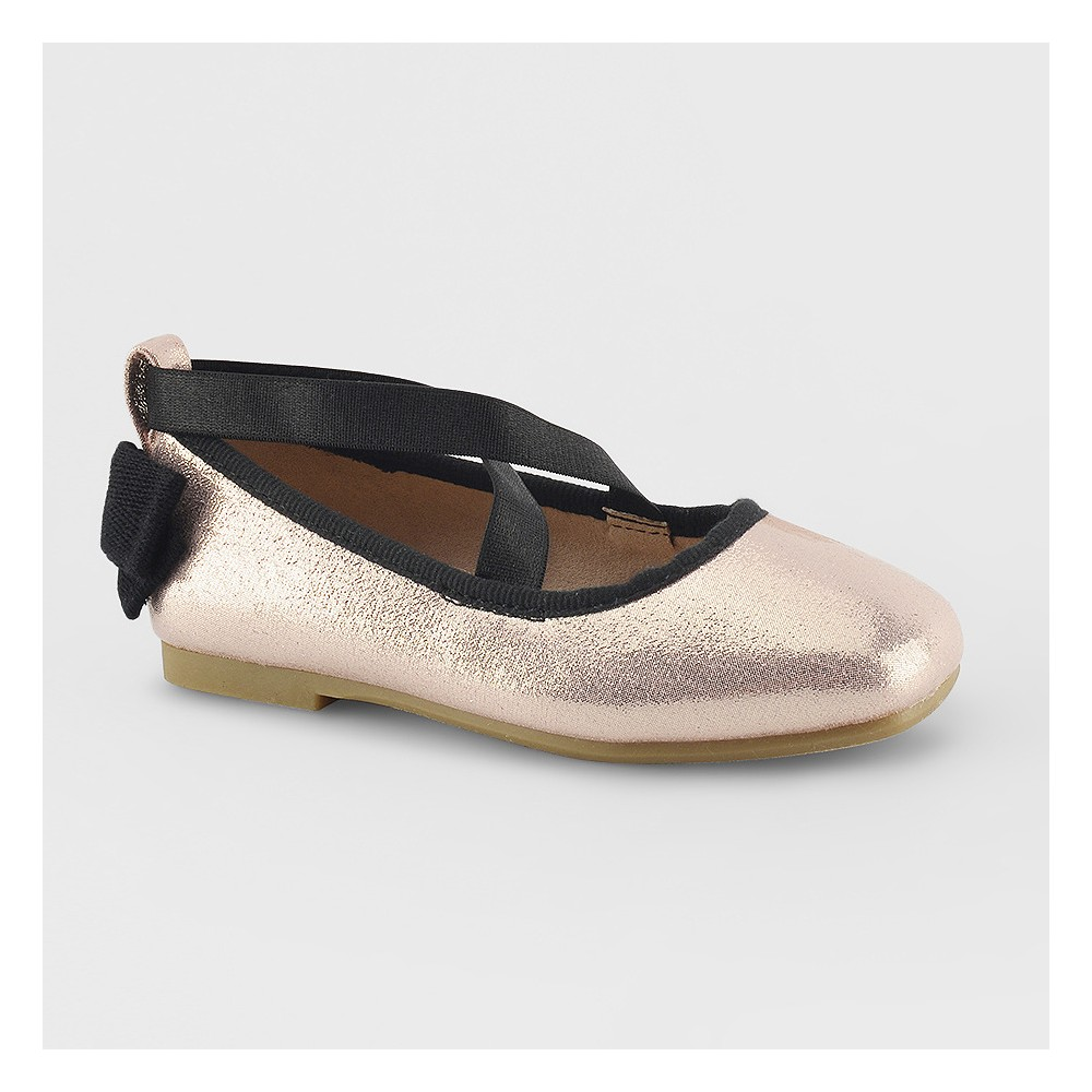Toddler Girls Courtney Ballet Flats 9 - Cat & Jack - Pink