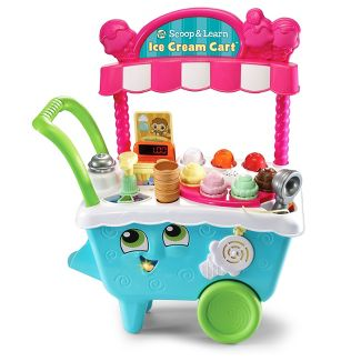 LeapFrog Scoop and Learn Ice Cream Cart