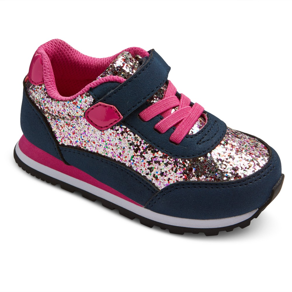 Toddler Girls Tabatha Sneakers 12 - Cat & Jack - Multi, Multi-Colored
