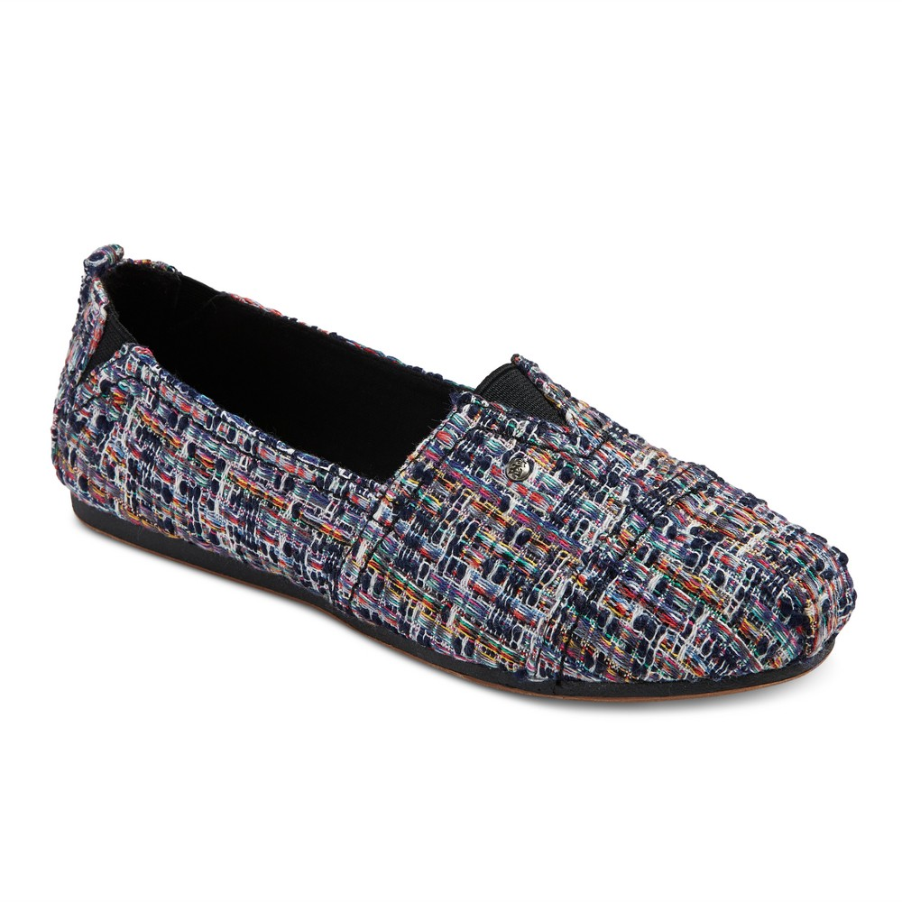 Womens Mad Love Lydia Sneakers - 10, Multicolored