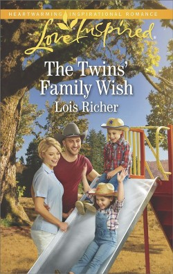 Twins' Family Wish (Paperback) (Lois Richer)