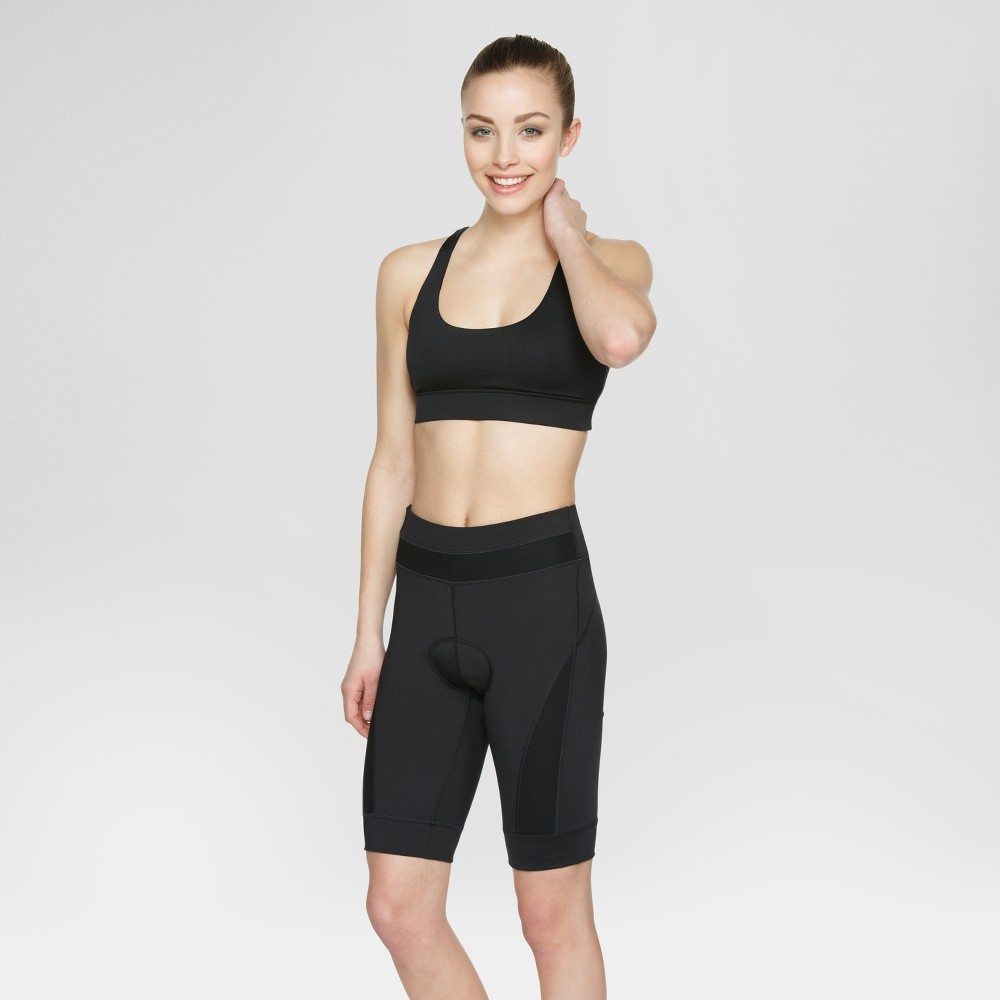 Baseline Womens Cycling Shorts 10 Inseam - Black S