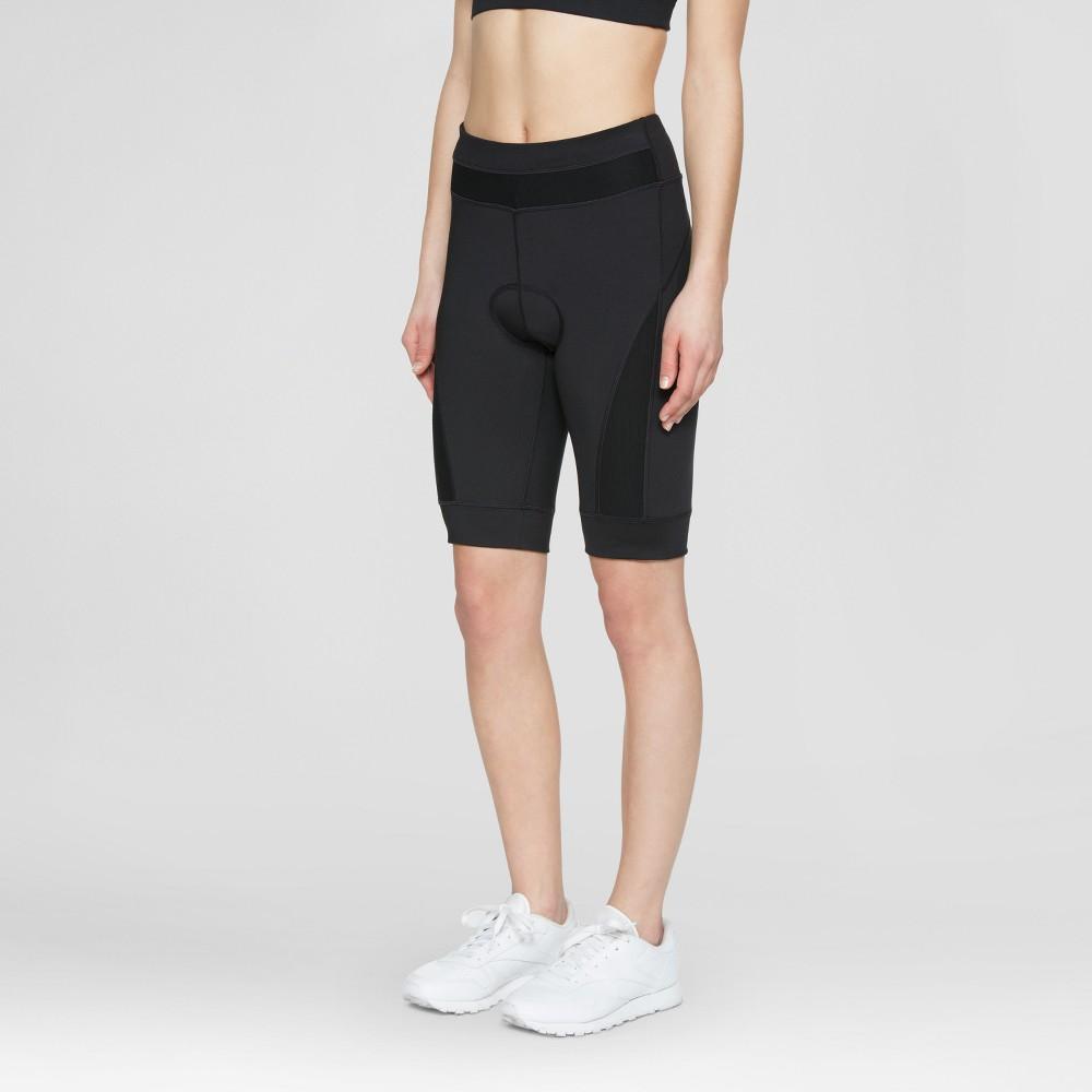 Baseline Womens Cycling Shorts 10 Inseam - Black XS