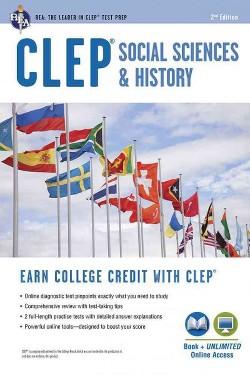 CLEP Social Sciences & History (Paperback) (Ph.D. Scott Dittloff)