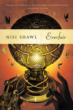Everfair (Reprint) (Paperback) (Nisi Shawl)