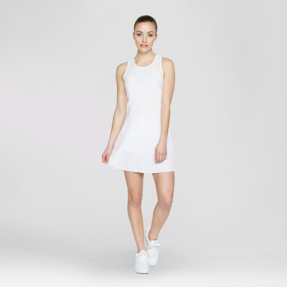 Baseline Womens Tennis Dress - White XS