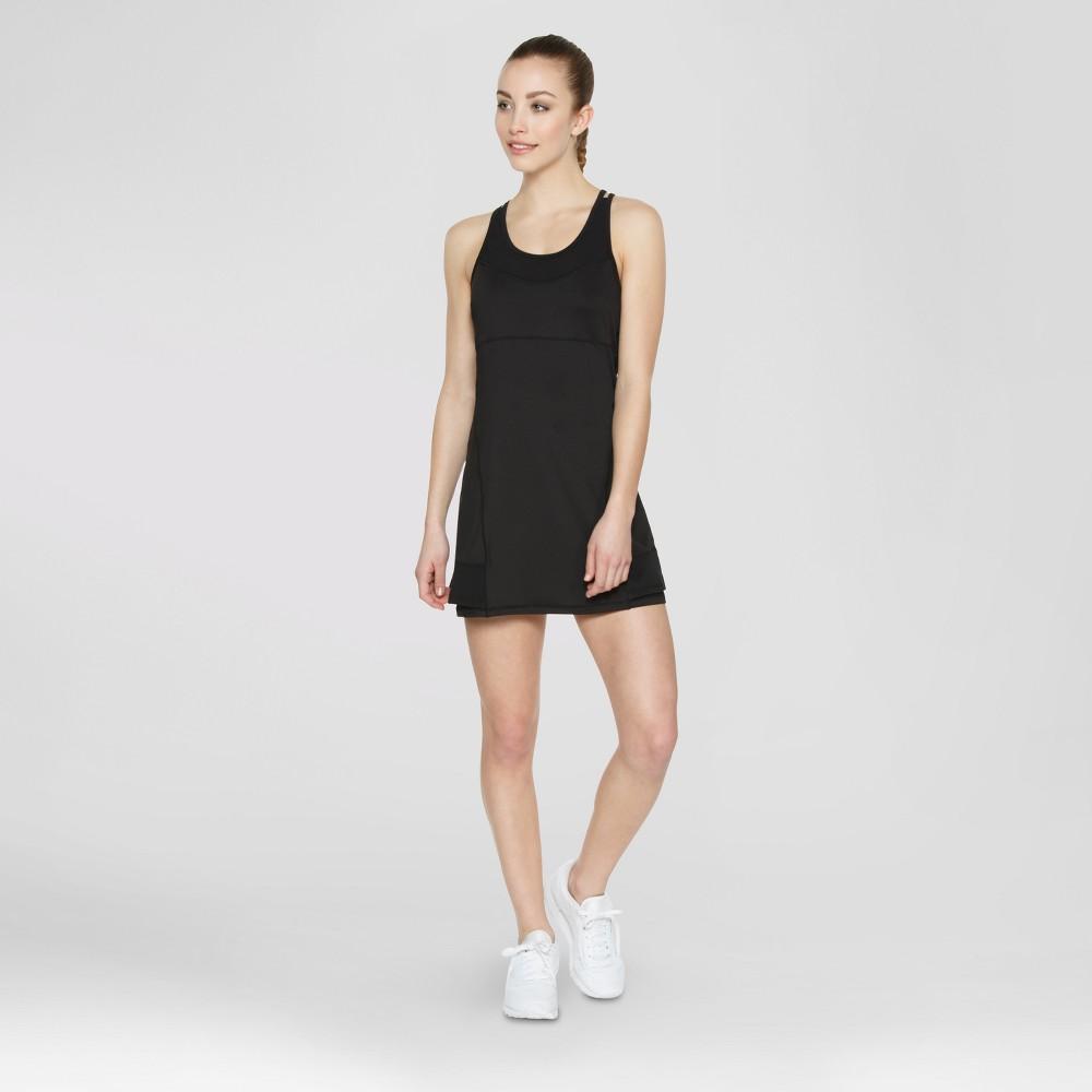 Baseline Womens Tennis Dress - Black XS