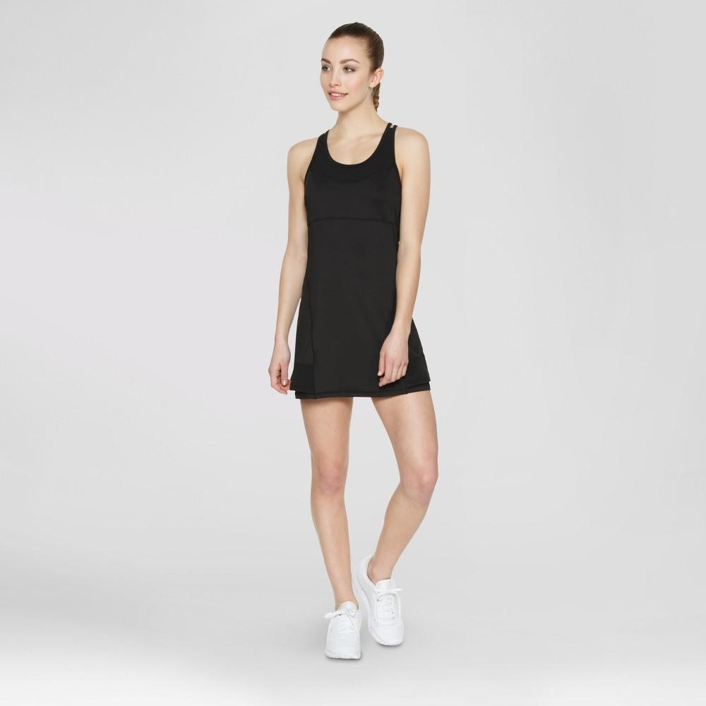 Baseline Womens Tennis Dress - Black S