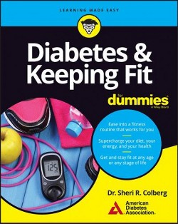 Diabetes and Keeping Fit for Dummies (Paperback) (Sheri R. Colberg)