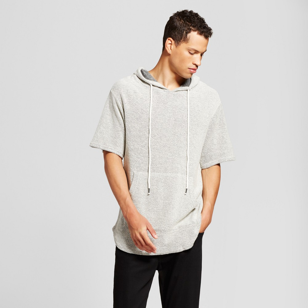 Jackson Mens Short Sleeve Hoodie - French Terry S