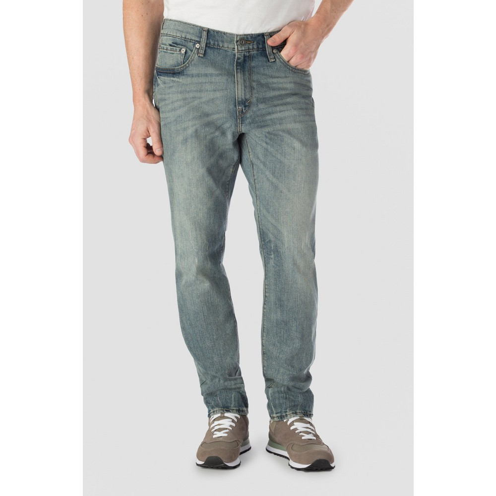 Denizen from Levis Mens 231 Athletic Fit Jeans - Mako - 34 x 30, Size: 34x30, Blue