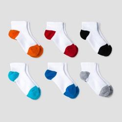 Toddler Boys' Athletic Low Cut Socks 6pk Cat & Jack™ - Multicolor