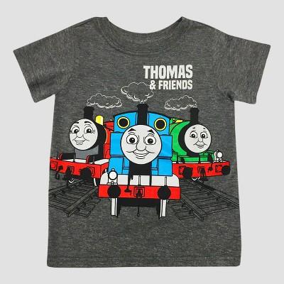 Toddler Boys' Thomas & Friends® Thomas the Tank Engine® Thomas & Friends T-Shirt - Gray 4T
