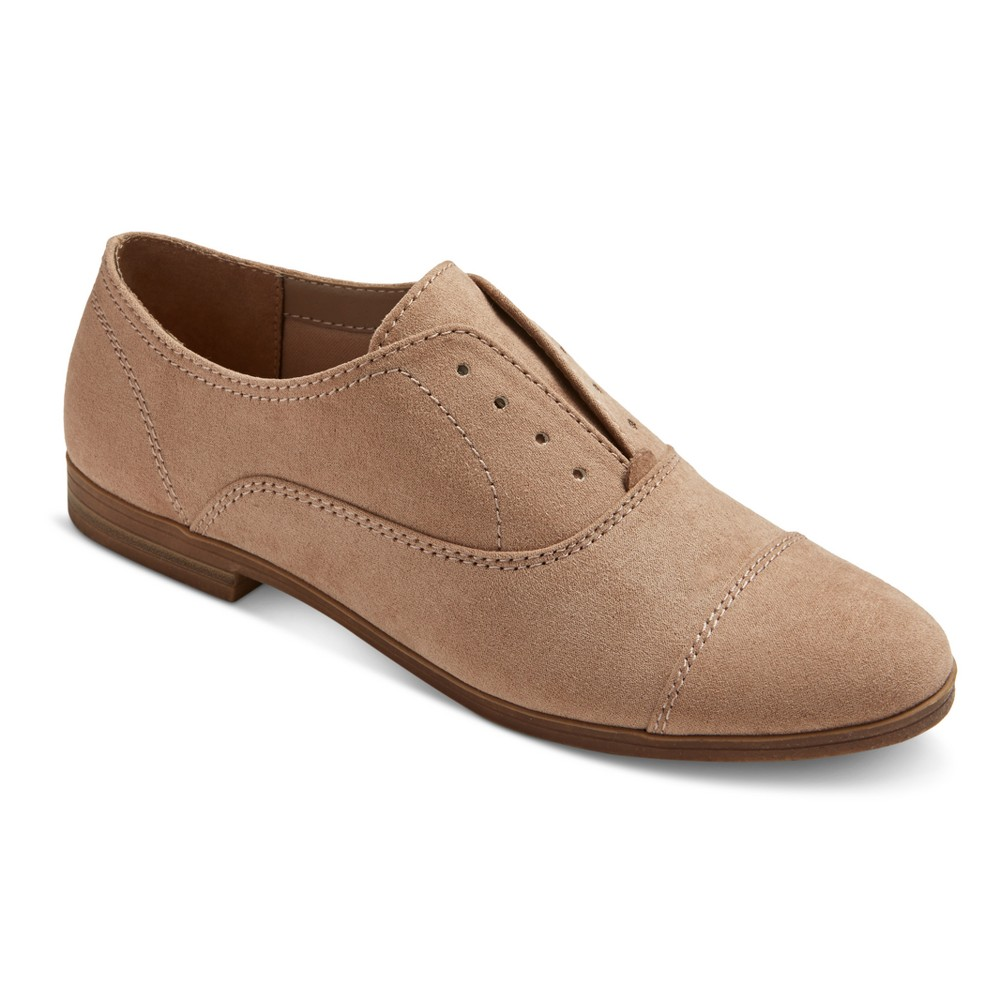 Womens Dv amalia Laceless Oxfords - Taupe 8.5, Gray