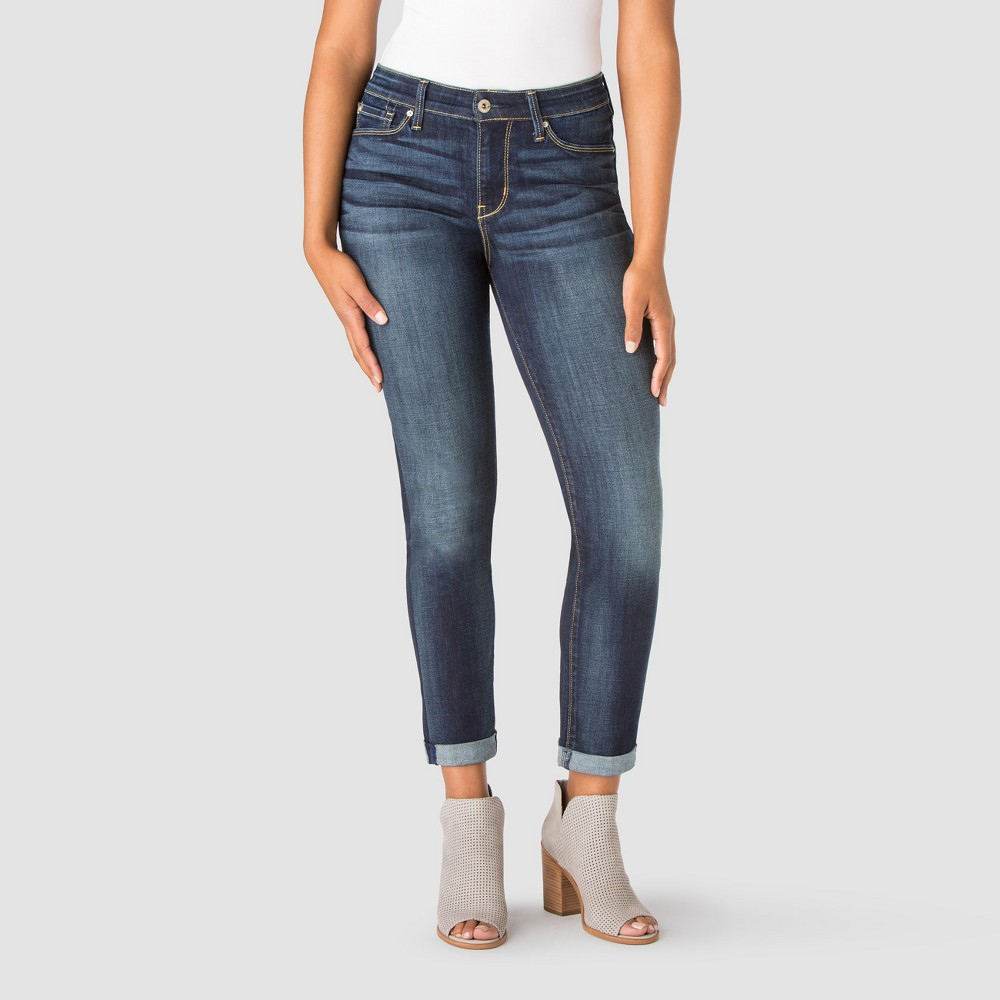 Denizen from Levis Womens Modern Slim Cuffed Jeans - Aries 2, Blue