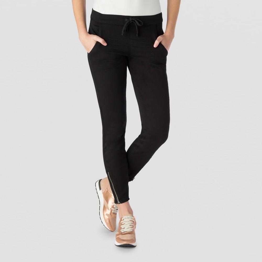 Denizen from Levis Womens Moto Jogger Jeans - (Juniors) Black Pearl 1