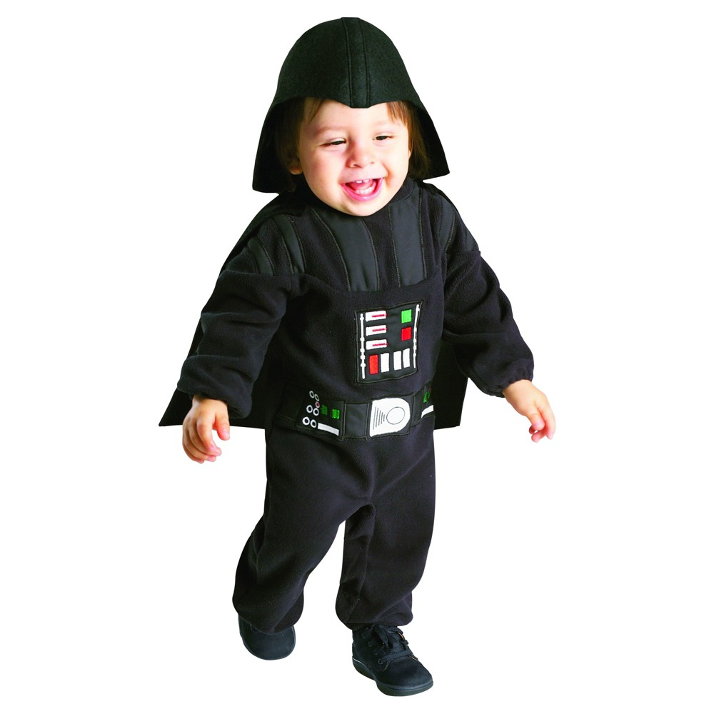 Toddler Star Wars Darth Vader Costume - 2T-3T, Toddler Boys, Multicolored