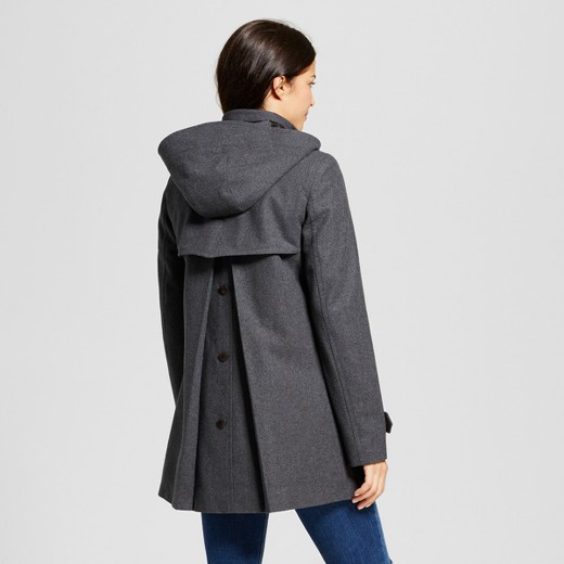 Women's Wool Duffle Coat - A New Day™ : Target