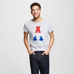 Men's Atlanta Big A T-Shirt - Heather Gray