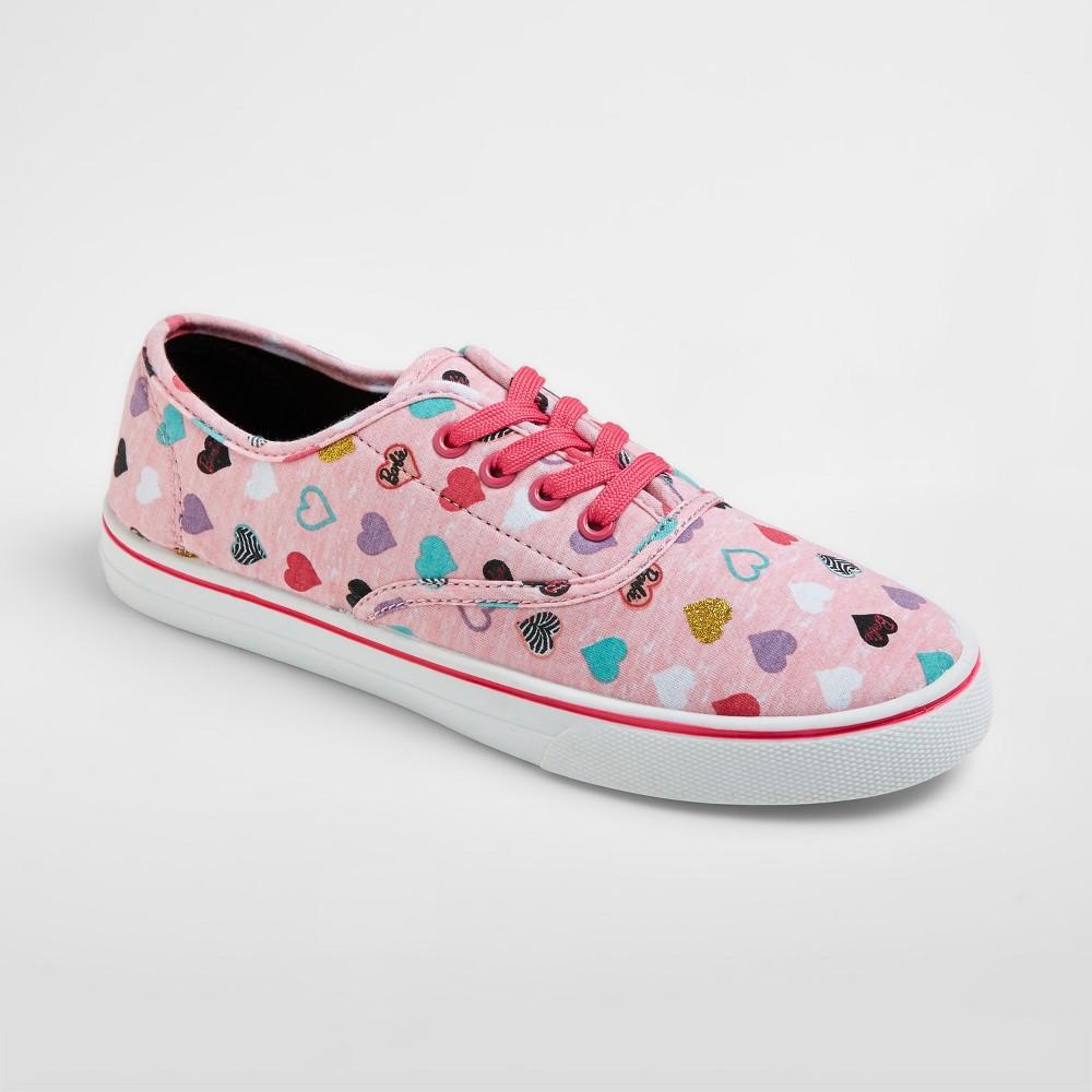 Womens Barbie Sneakers - Pink 11