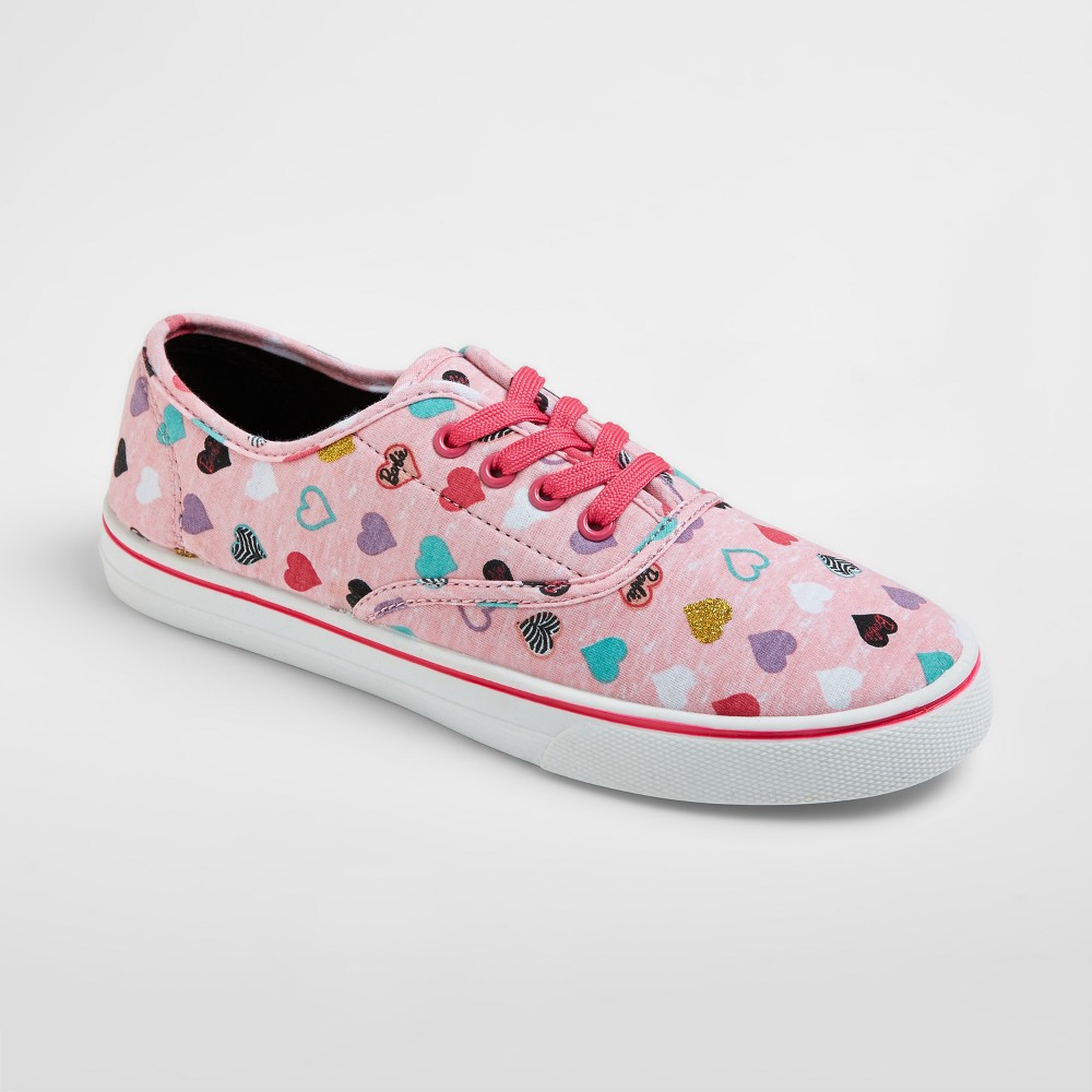 Womens Barbie Sneakers - Pink 10