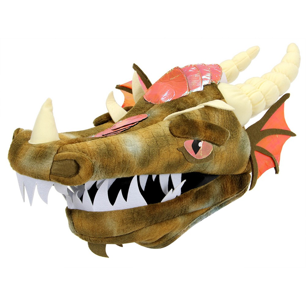 Kids Dragon Hat - Hyde and Eek! Boutique, Kids Unisex