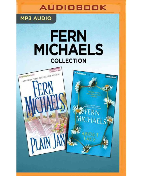 Plain Jane / About Face (MP3-CD) (Fern Michaels) - image 1 of 1