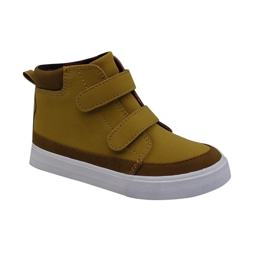 Toddler Boys Matt Casual Sneakers Cat & Jack - Wheat 12, Yellow