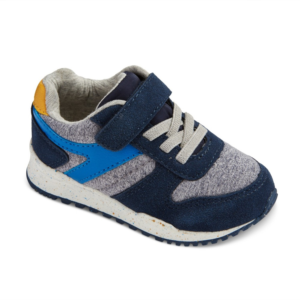 Toddler Boys Chase Jogger Sneakers Cat & Jack - Navy (Blue) 7