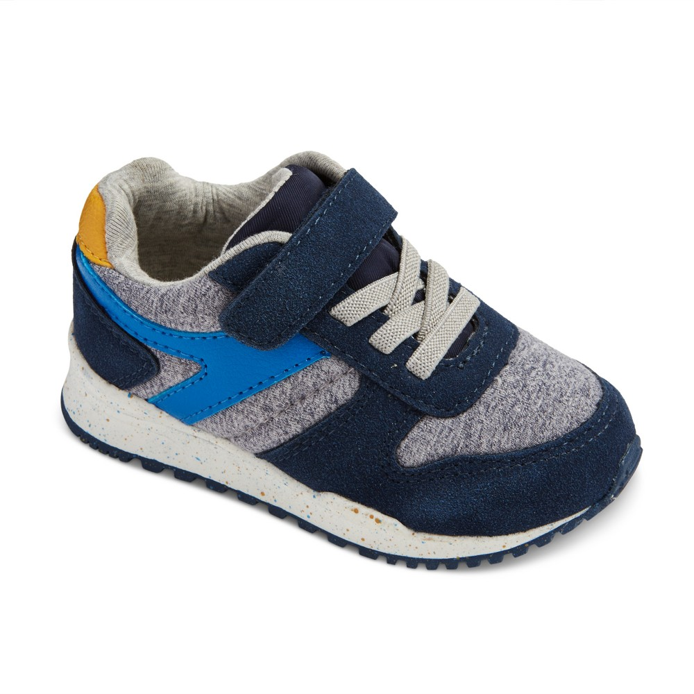 Toddler Boys Chase Jogger Sneakers Cat & Jack - Navy (Blue) 6