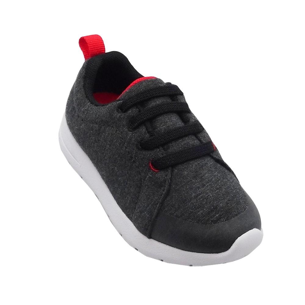 Toddler Boys Dex Casual Sneakers Cat & Jack - Black 6