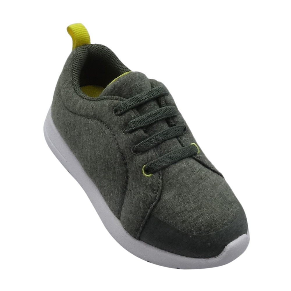 Toddler Boys Dex Casual Sneakers Cat & Jack - Green 12